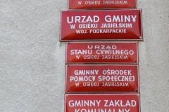 Osiek Jasielski - Listopad 2012 r.