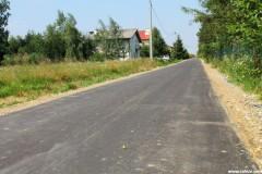Remont dróg gminnych w Czekaju