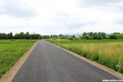 Remont drogi gminnej w Załężu